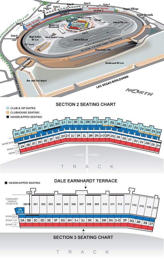 Las vegas nascar seating chart1 raceaway hospitality for Homestead motor speedway schedule